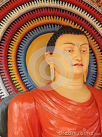 Sri Lankan Buddha