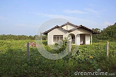 Sri lankan farmhouse
