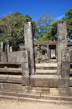 Sri siva polonnaruwa lanka devale