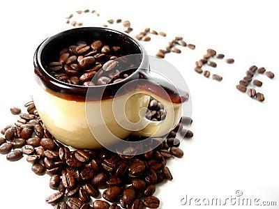 Série 5 de café