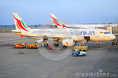Srilankan airlines editorial photography image 29485672 - Srilankan airlines office ...
