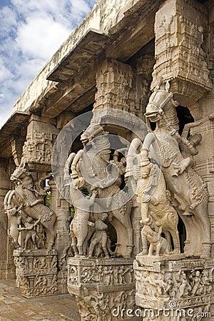 Srirangam - Tiruchirapalli - Tamil Nadu - India