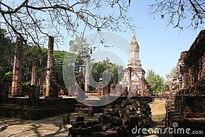 Srisatchanalai historical park, Thailand