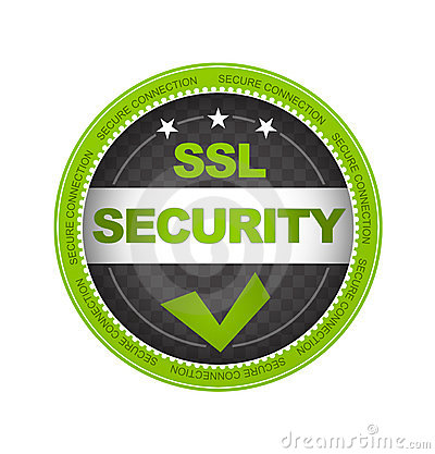 Free SSL Security Royalty Free Stock Photo - 23045915