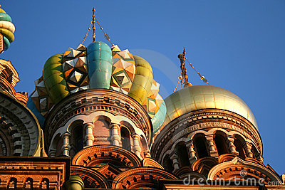 εκκλησία η Πετρούπολη ST αί&