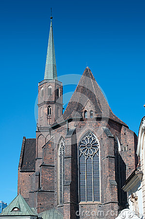 St Adalberts Church 1112AD Wroclaw