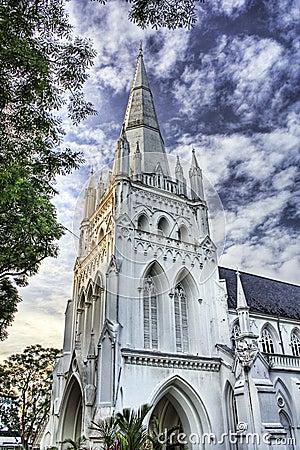 St Andrew katedra