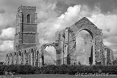 St Andrew s Church, Covehithe, Suffolk, England