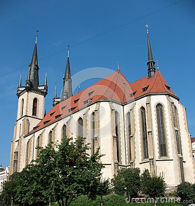St. Anthony of Padua Cathedral in Prague