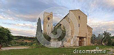 St. Antimo Abbey (Abbazia di Sant Antimo)