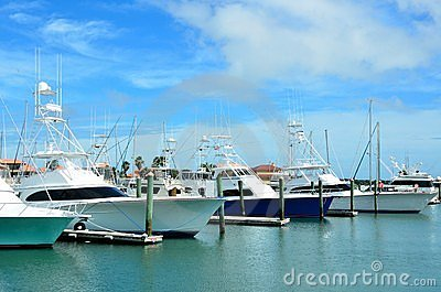 St Augustine boat marina