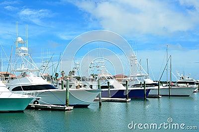 St Augustine boat marina
