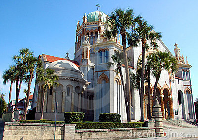 St. Augustine church Florida