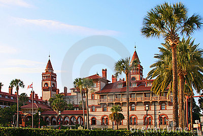 St. Augustine City Hall & Lightner Museum, USA