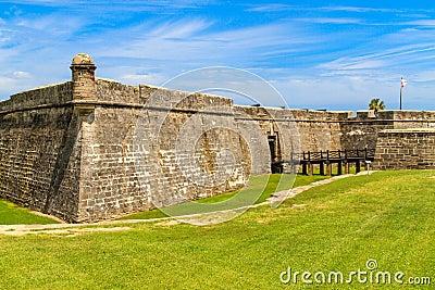 St. Augustine Fort, Castillo de San Marcos