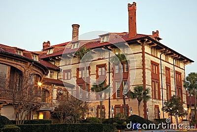 St. Augustine historic architecture