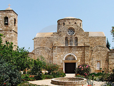 St.Barnabas Church in Northern Cyprus