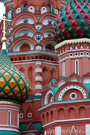 St. Basil Cathedral,