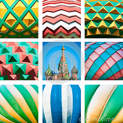 Free St. Basil Cathedral. Red Square In Moscow, Russia. Royalty Free Stock Image - 26144776