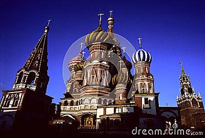 St.Basil church, Moscow