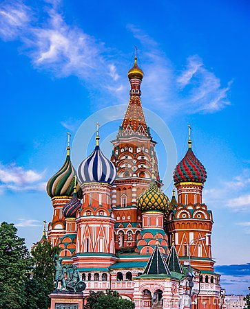 Free St. Basil`s Cathedral In Moscow, Russia. Royalty Free Stock Photography - 103642827