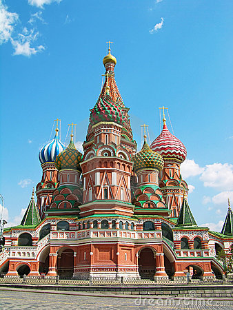 Free St.Basil S Cathedral, Moscow Stock Image - 14341631