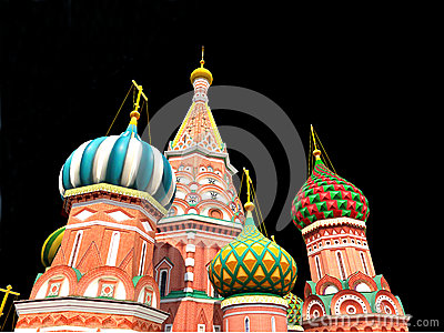St Basil s Cathedral, Moscow,