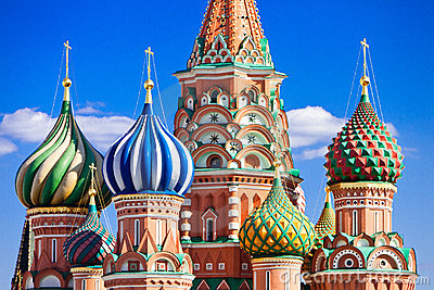 St. Basil s Cathedral on Red Square