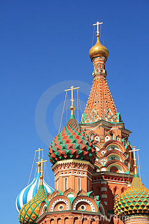 St. Basil s Cathedral at the Red Square