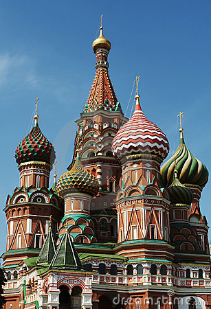 St.Basils cathedral,Moscow