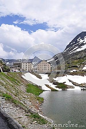 St. Bernard Pass
