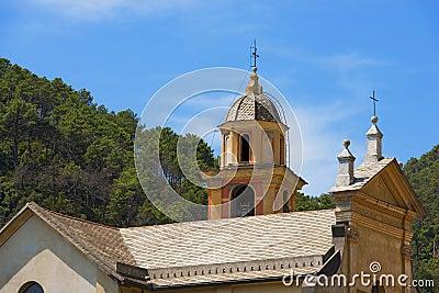 St. Catherine of Alexandria - Bonassola Italy
