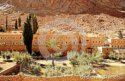 St. Catherine monastery