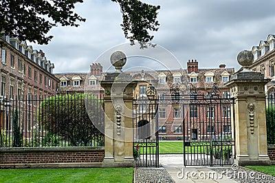 St Catherine s college
