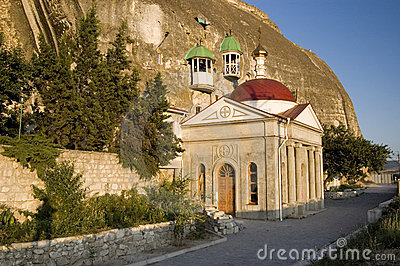 St. Clement Inkerman cave monastery