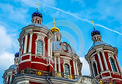 St. Clement's Church in Moscow