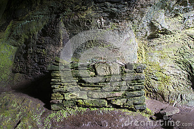 St. Columbas Cave