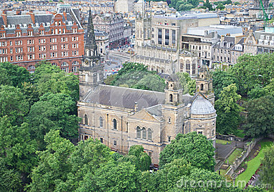 St Cuthbert s Church, Edinburgh