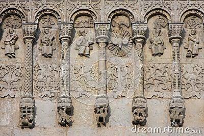 St. Demetrius  Cathedral details