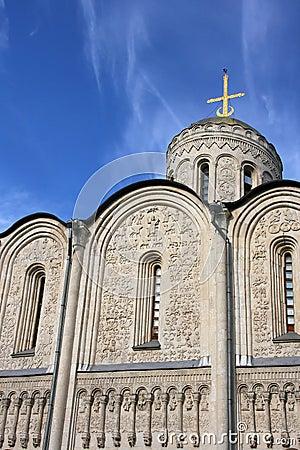 St. Demetrius  Cathedral in Vladimir