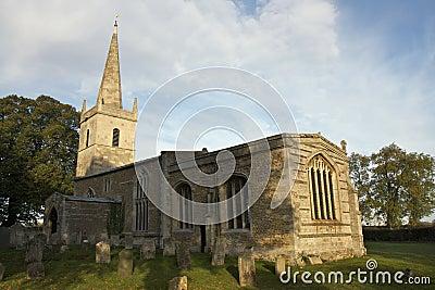St Edmund s Church in Egleton