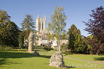 St edmunds собора bury