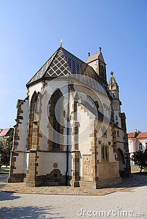 St. Elizabeth s Catedral