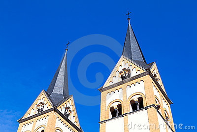 St. Florin s Church, Koblenz, Germany