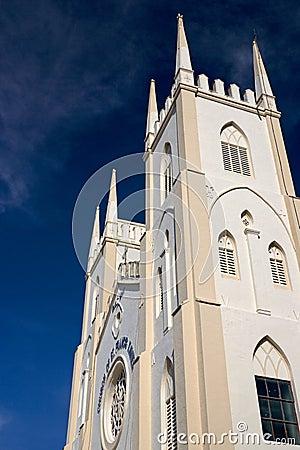 St. Francis Xavier s Church Malacca