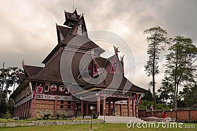 St Fransiskus Church 1