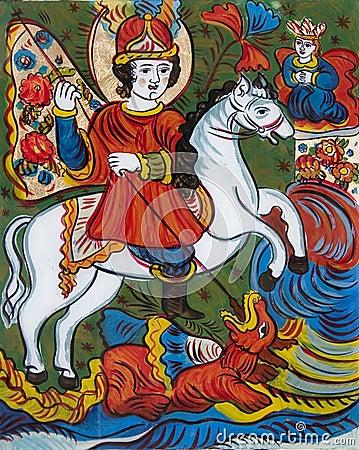 St.George icon