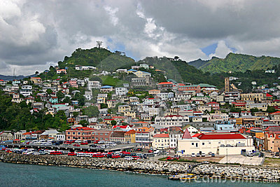 St. George s, Grenada, Harbor