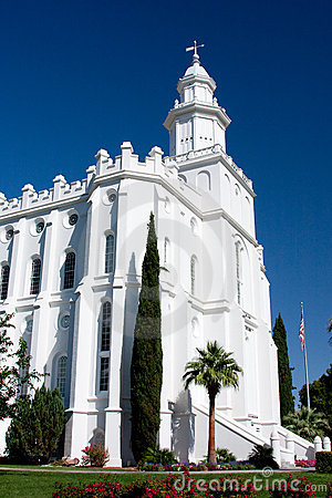 St. George Utah Temple