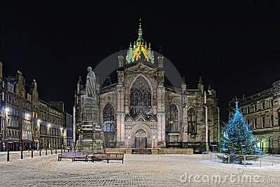 St Giles Cathedral (High Kirk), Edinburgh